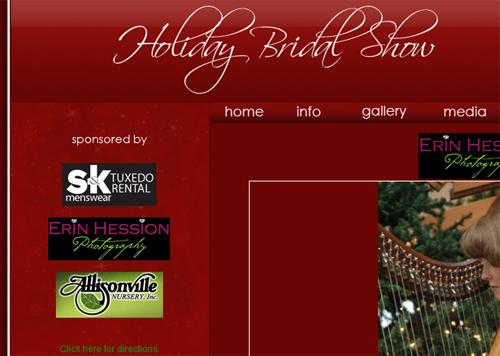 Holiday Bridal Show 2007