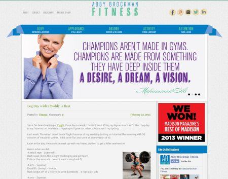 Abby Brockman Fitness