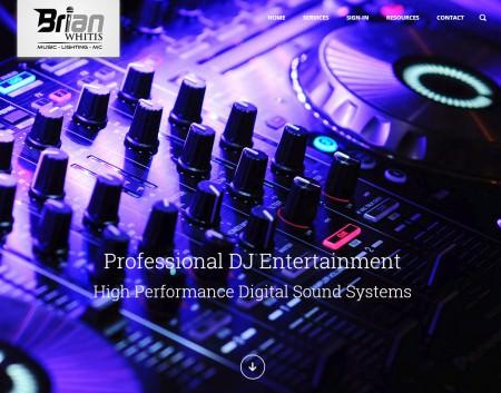 DJ Brian Whitis