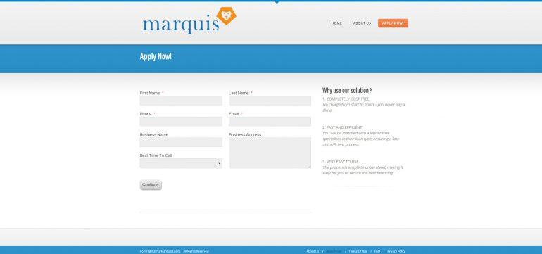 Marquis Loans